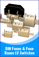 DIN Fuses & Fuse Bases LV Switches image