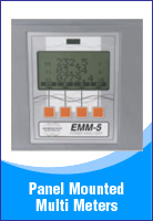 Panel Mounted Multimeters image
